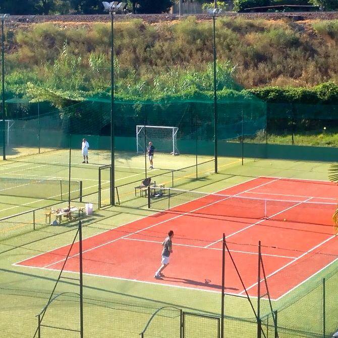 servizi e strutture a Santa Margherita Ligure - Il Tennis club