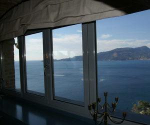CASTELLO di SEM BENELLIvendesi appartamento vista mare a Zoagli