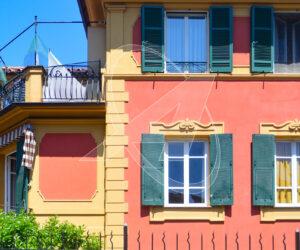 Appartamento in villa genovese in vendita, a due passi dal mare e dal porto di Rapallo