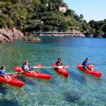 Cosa fare a Portofino - canoa e kayak