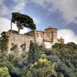 Portofino dove andare - castello brown
