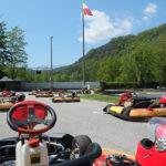 servizi e strutture a Chiavari - il circuito Go Kart di Carasco