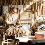 Cosa vedere a Chiavari - la bottega artigiana delle sedie chiavarine