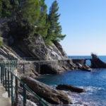 Dove andare - La passeggiata a mare di Zoagli
