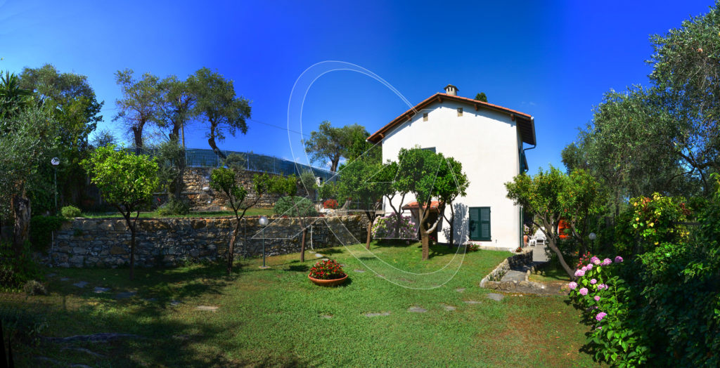 S.Michele di Pagana - Villa in affitto con 4 camere, giardino e terrazza