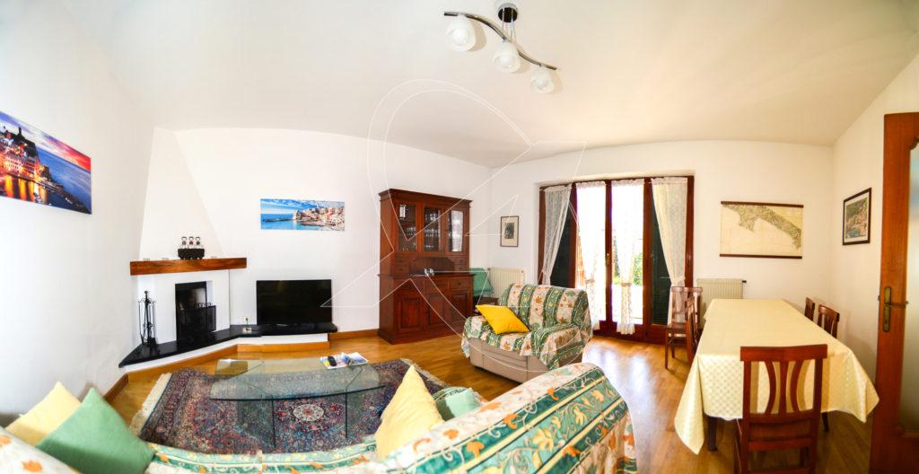 S.Michele di Pagana – Soggiorno villa in affitto con giardino e terrazza
