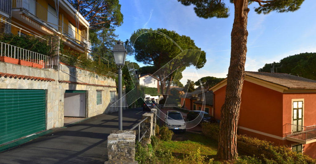 S.Margherita Ligure - Apartment for sale with garden a stone's throw from the city centre