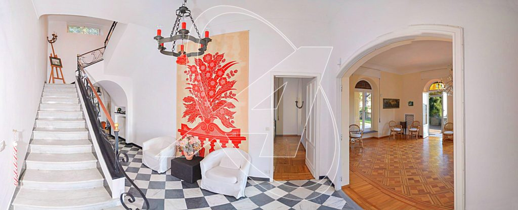 Villa in affitto con grandi saloni fruibili per organizzare eventi