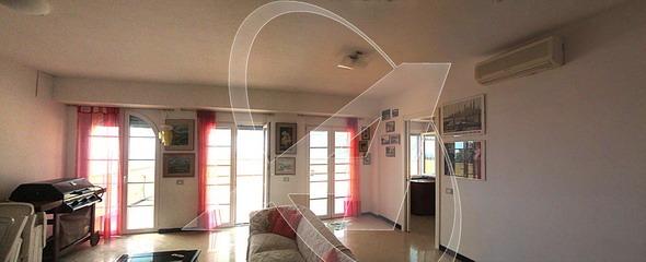 Appartamento in vendita a Moneglia fronte mare con terrazza
