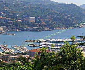 Villa with swimming pool in Rapallo, Harbour area