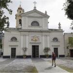 Dove andare - La chiesa di Sant'Ambrogio a Zoagli