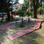 servizi e strutture a Santa Margherita Ligure - Il minigolf