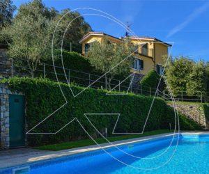 Sea view Villa for sale in SANTA MARGHERITA LIGURE with swimming pool
