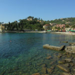 Rapallo beaches - San Michele di Pagana