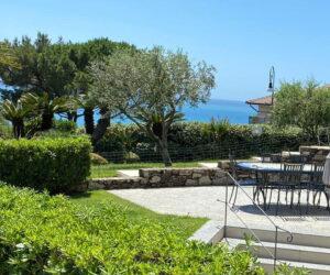 S.MICHELE DI PAGANA affitto appartamento in villa con giardino e piscina privata