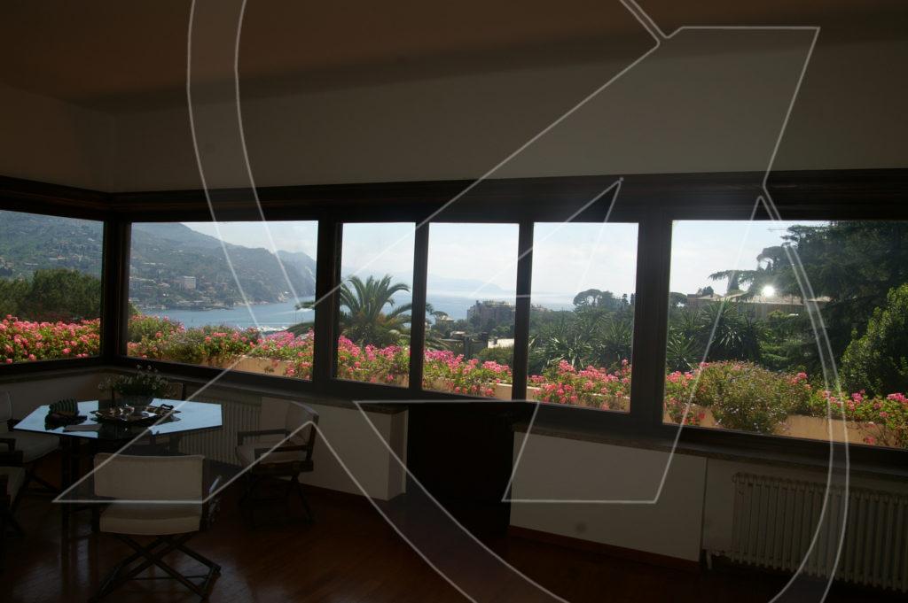 Villa con piscina in vendita a RAPALLO zona porto