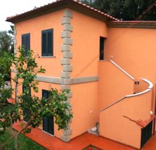 TOSCANA-CAVO Bilocale e trilocale in villetta in vendita all'Isola d'Elba a Cavo